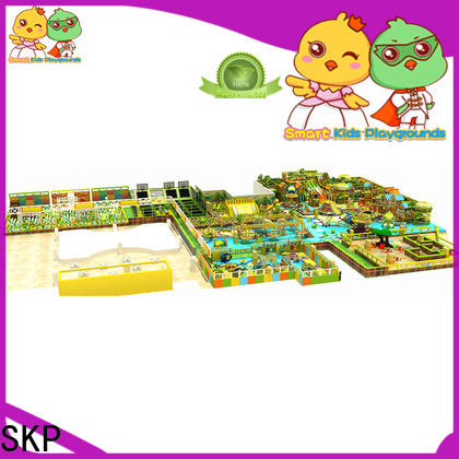 SKP safe indoor jungle gym factory price for shopping centre