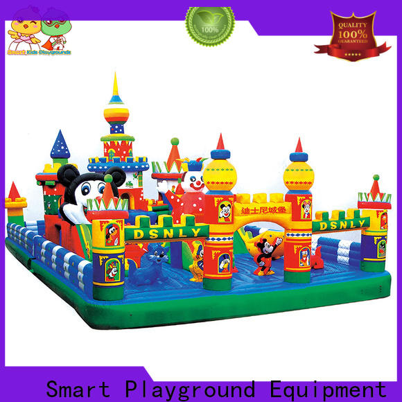SKP inflatable inflatable toys puzzle game for playground