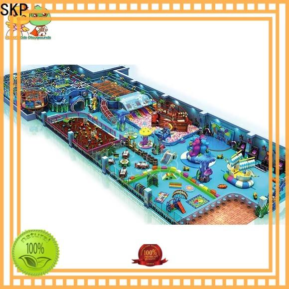 SKP naughty ocean playground from China for amusement park