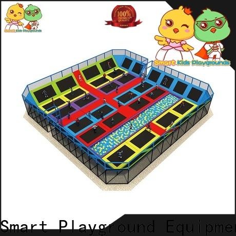security trampoline park equipment skp1811204 supplier for amusement park