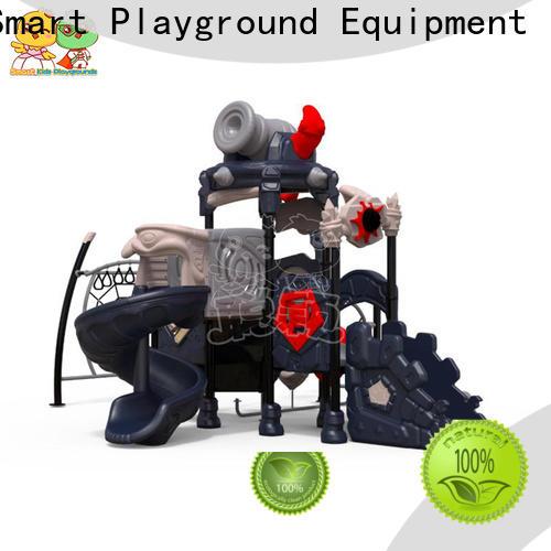 stable plastic slide playground online for pre-school