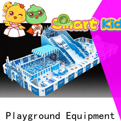 SKP high quality commercial playground equipment manufacturer for preschool