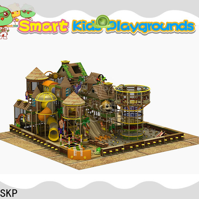 SKP indoor jungle gym directly price for play centre