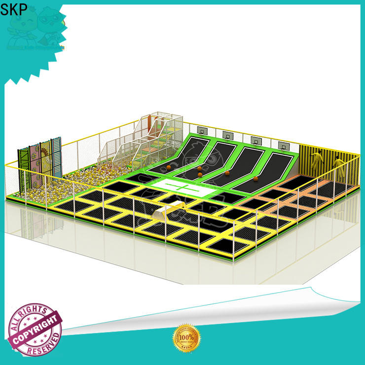 stable trampoline park park high quality for community