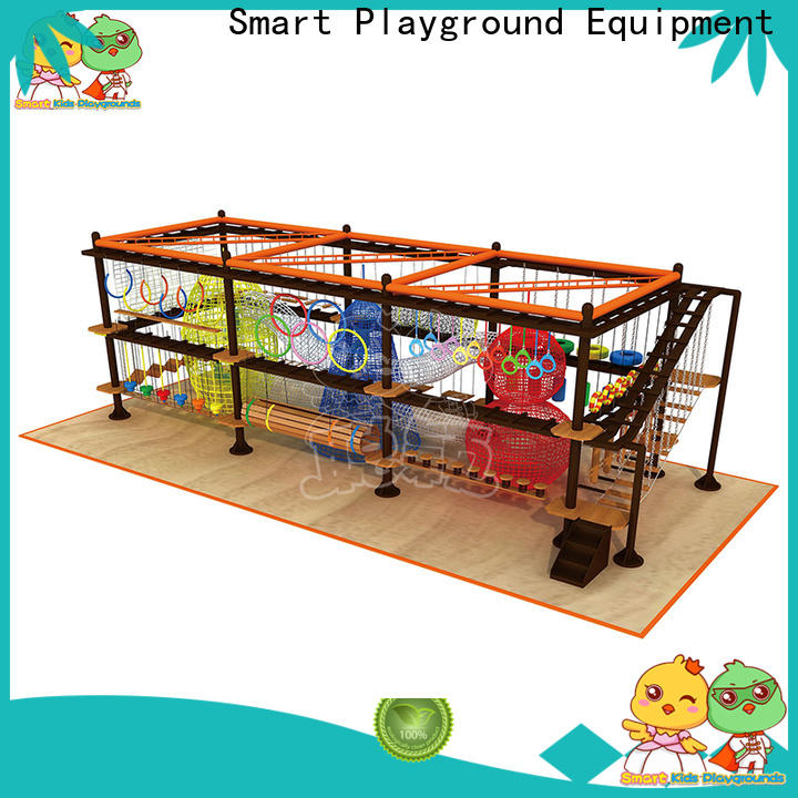 SKP security rope play equipment supplier for play centre