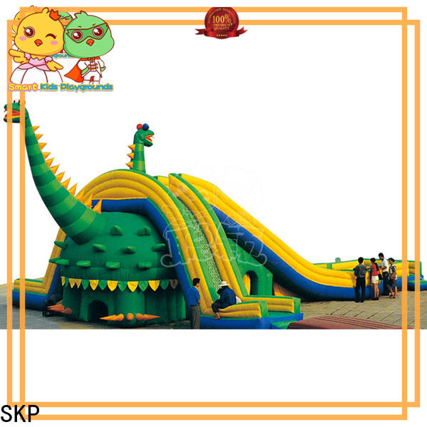 inflatable pool toys castle factory price for amusement park