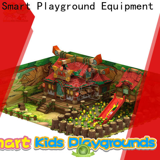 security wooden playground for kids fun for indoor