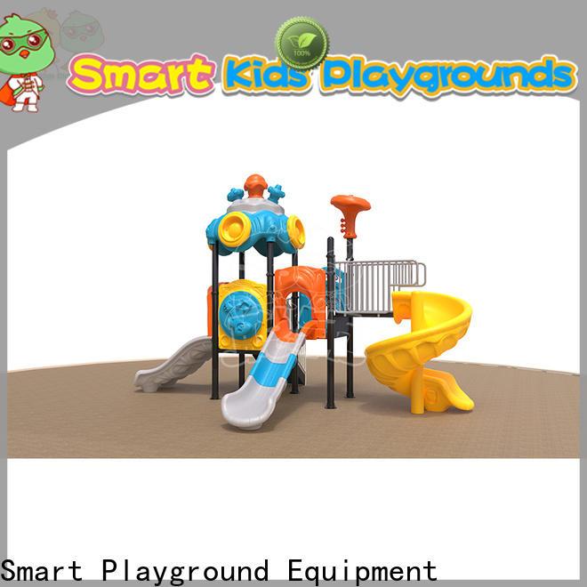 SKP durable wooden slide for supermarket