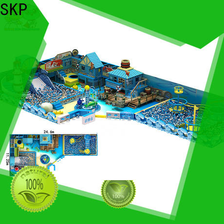 SKP ocean playground supplier for Pre-school