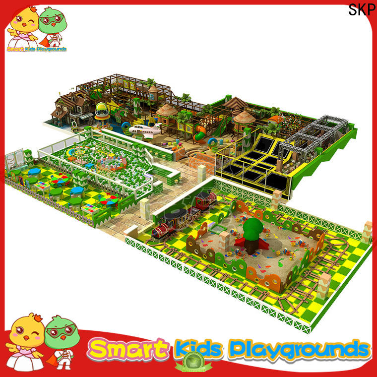 SKP amusement jungle theme playground directly price for Kindergarden
