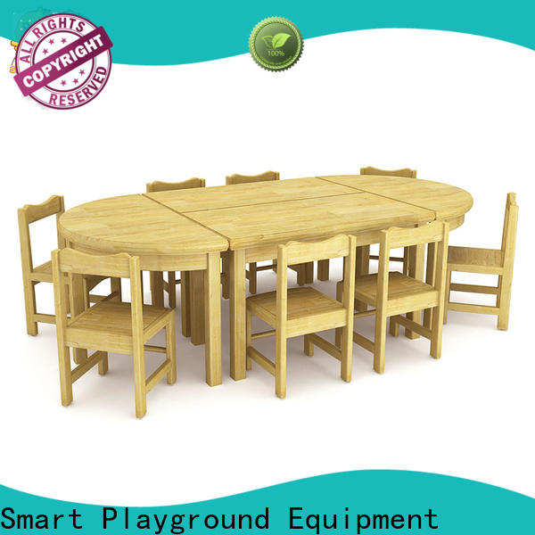 Environmental kindergarten furniture study promotion for Kids care center