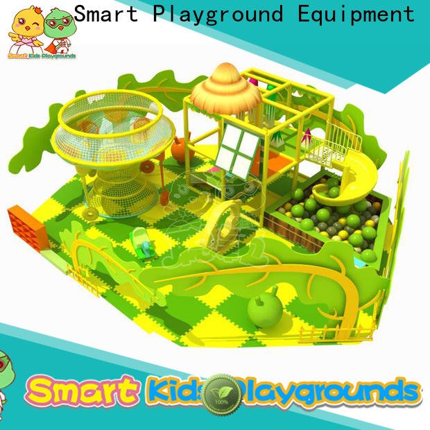 SKP jungle theme playground puzzle game for indoor