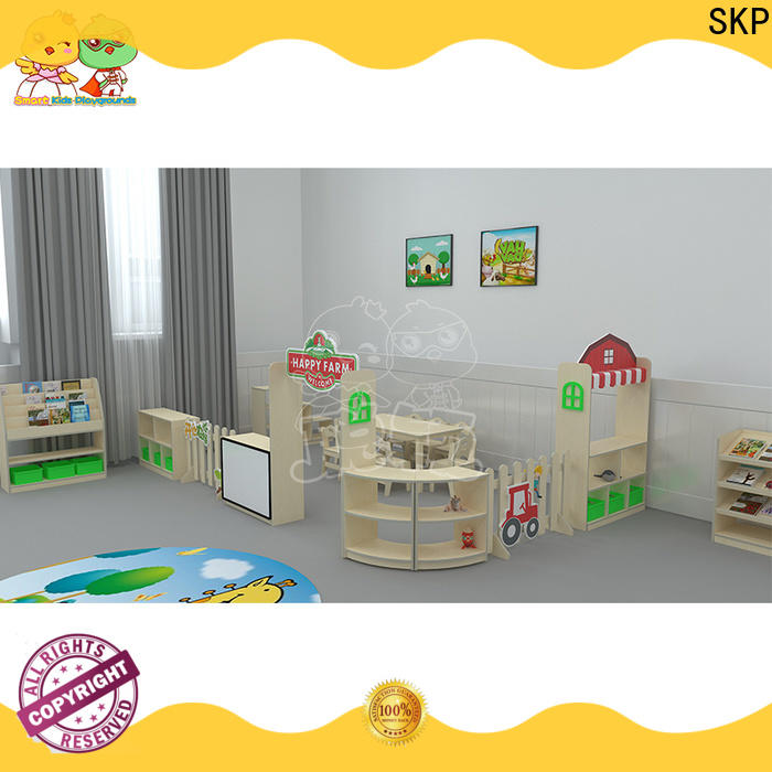 security childrens wooden table and chairs school promotion for Kids care center