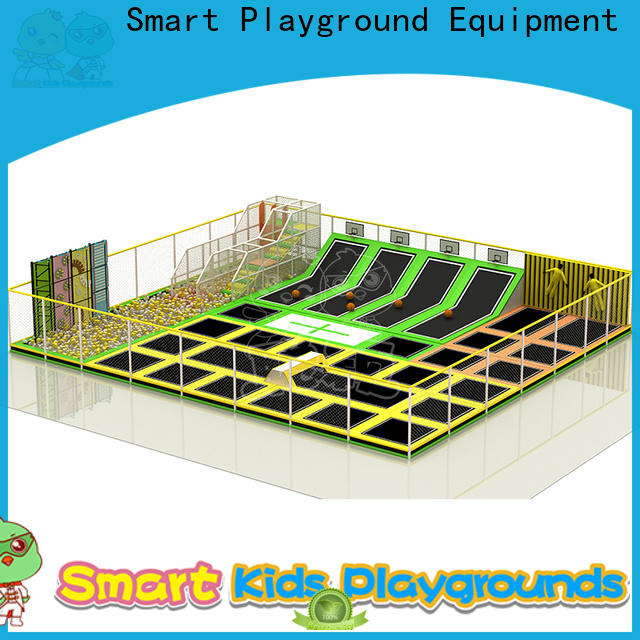 SKP equipment trampoline park equipment high quality for amusement park