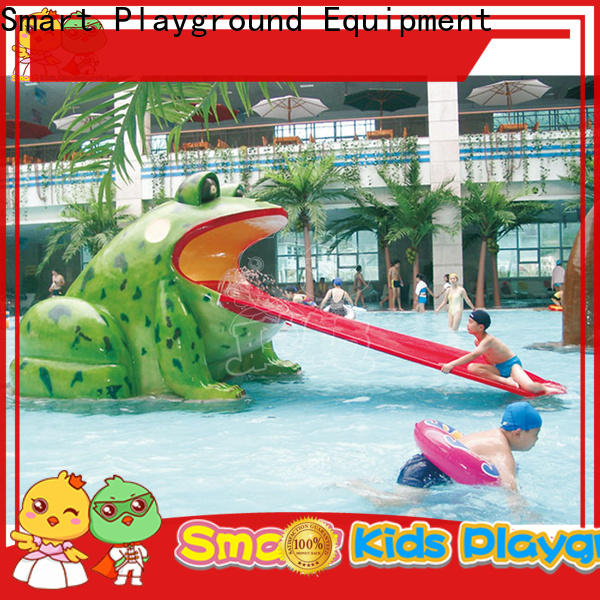 SKP security water slides factory price for play centre