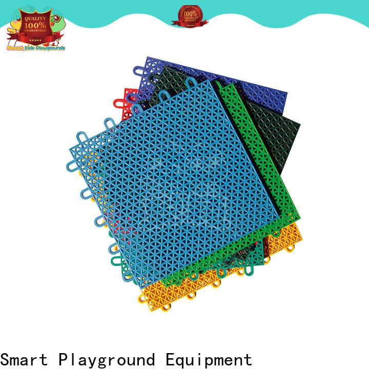 SKP assembles kindergarten floor mats manufacturer for sport court