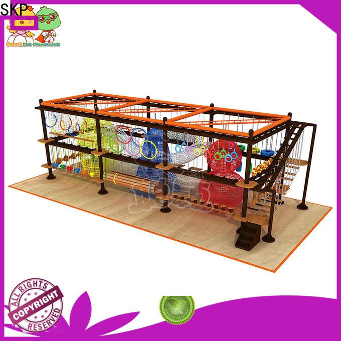 SKP durable adventure equipment supplier for shopping centre