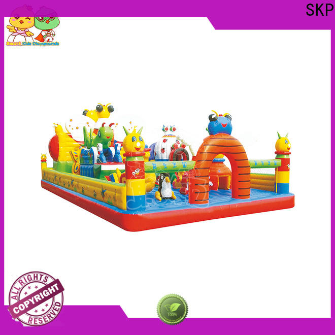 SKP safe inflatable toys promotion for play centre