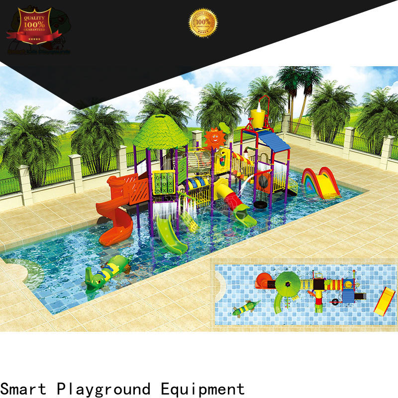 SKP durable water slides factory price for plaza