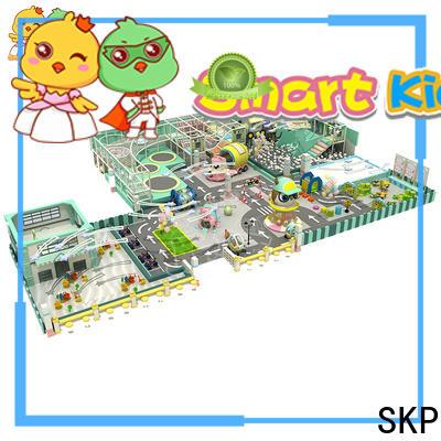SKP best candy theme playground supplier for Kindergarden