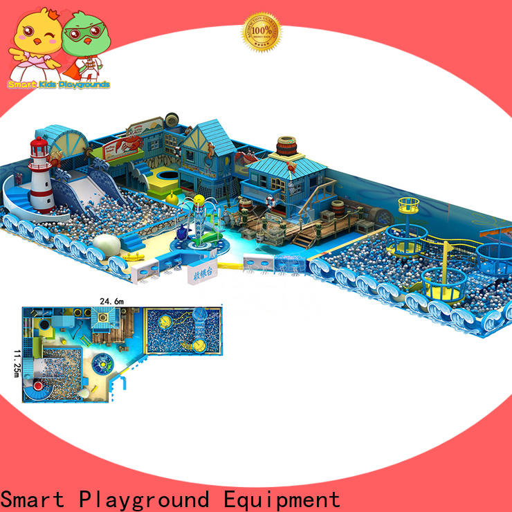 safe ocean playground indoor for Pre-school
