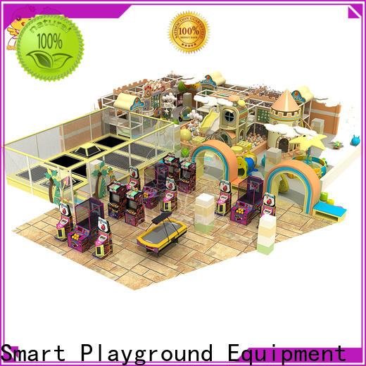 funny candy theme playground maze wholesale for shopping mall