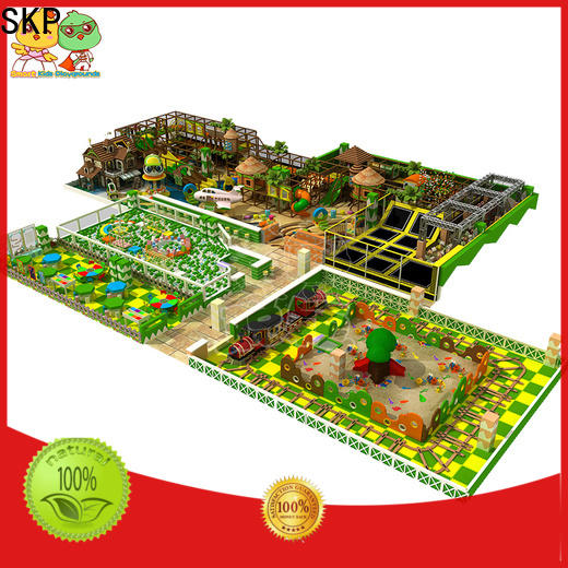 SKP trampoline jungle gym playground on sale for play centre