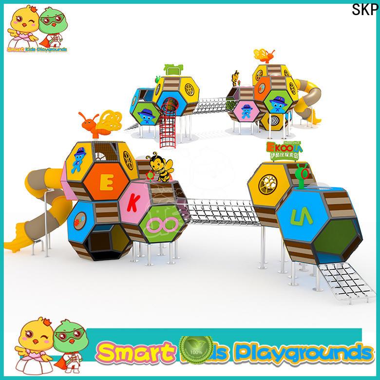 SKP high quality kids slide wholesale for supermarket