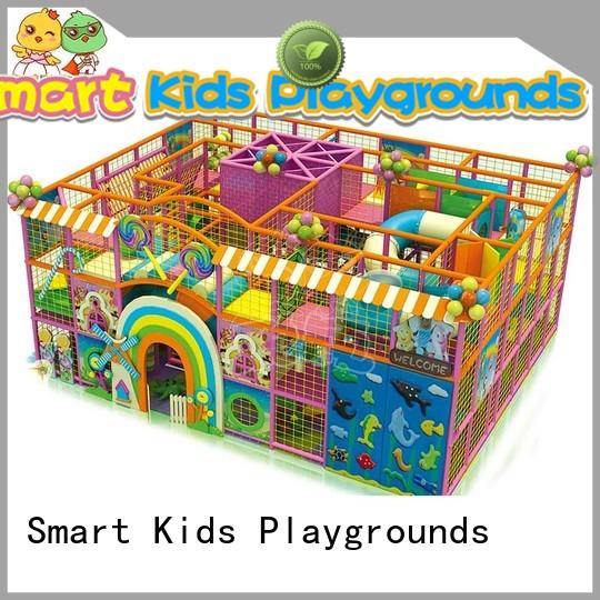 skp1811201 maze equipment supplier for Kindergarden Smart Kids Playgrounds