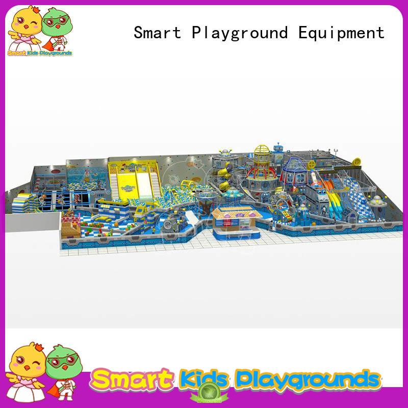 Hot kids indoor playground near me equipment Smart Kids Playgrounds Brand