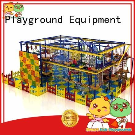 Wholesale customized playground for sale Smart Kids Playgrounds Brand