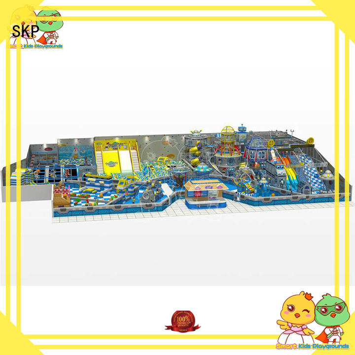 SKP Customized best indoor playground amusement for plaza