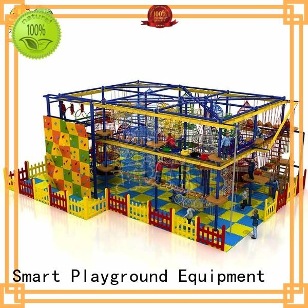 SKP durable adventure equipment for challenge for playground