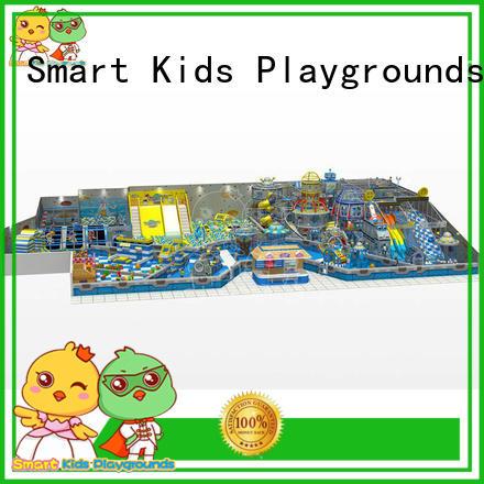 kids indoor playground near me multifuntional customized Smart Kids Playgrounds Brand