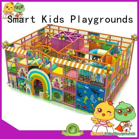 kids best indoor playground high-quality children Smart Kids Playgrounds Brand