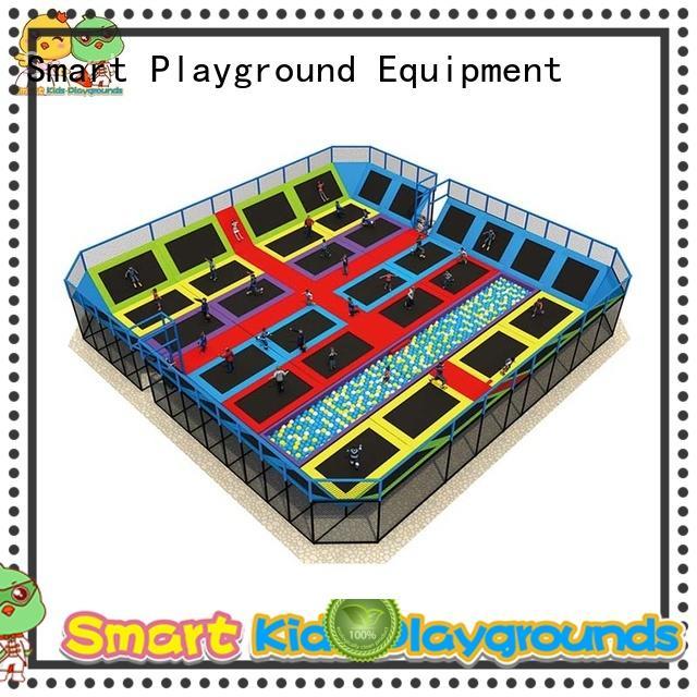 SKP Multicolor trampoline park equipment on sale for Kindergarten