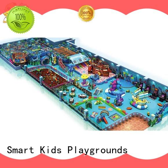 ocean playground design for garden