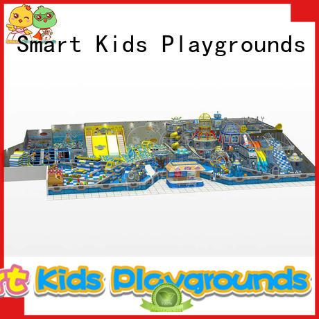 Smart Kids Playgrounds soft maze equipment factory for amusement park
