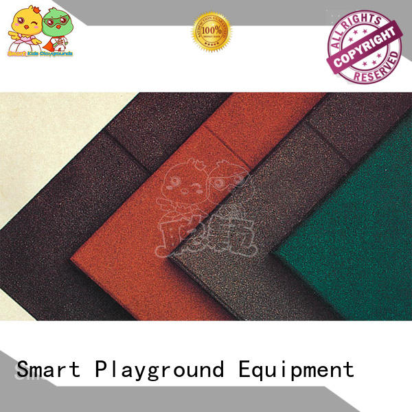 suspension playground mats floor for sport court Smart Kids Playgrounds