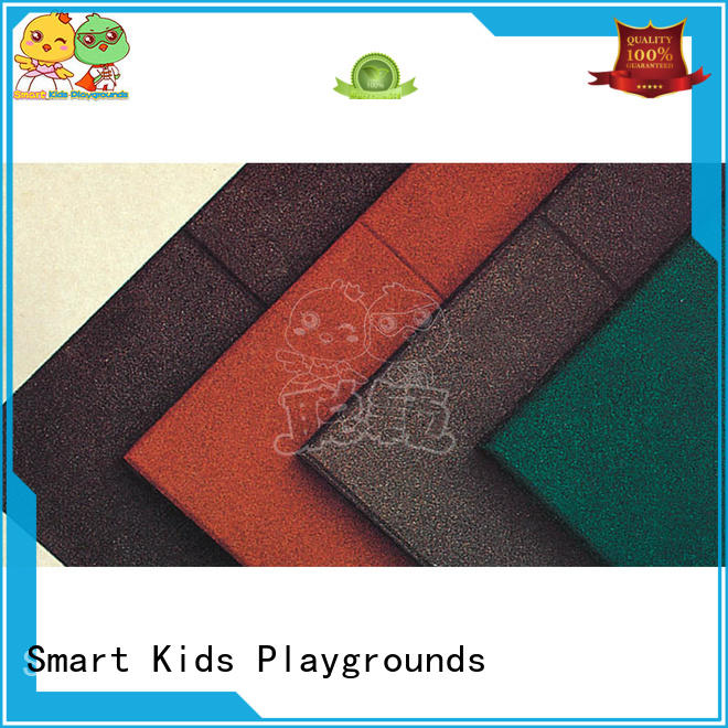 safe playground safety mats easy to tear down for sport court Smart Kids Playgrounds