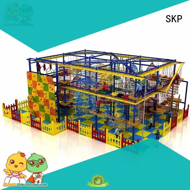 SKP popular fun playground for challenge for Kindergarden