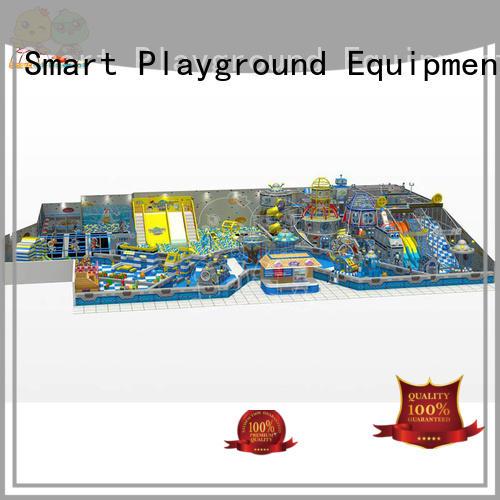 Smart Kids Playgrounds Brand customized play amusement space theme playground