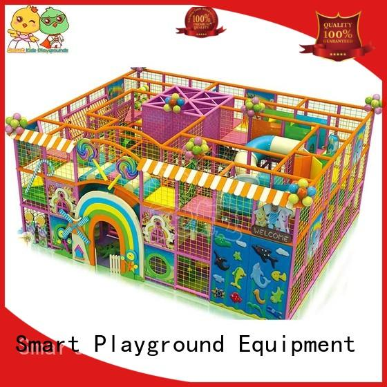 SKP maze candy theme playground for fitness for shopping centre
