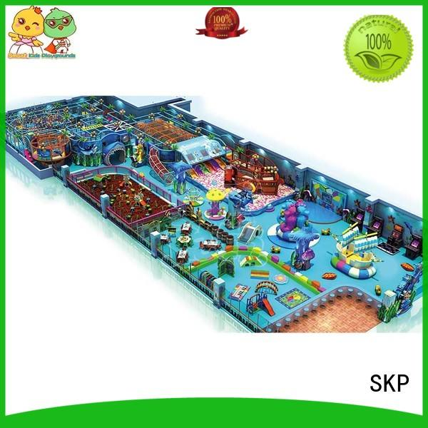 SKP professional ocean themed playground supplier for Pre-school