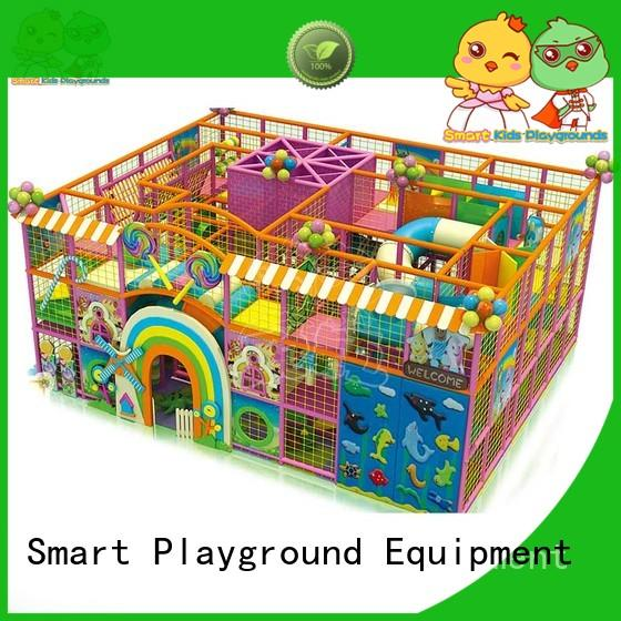 SKP standard candy theme playground wholesale for plaza