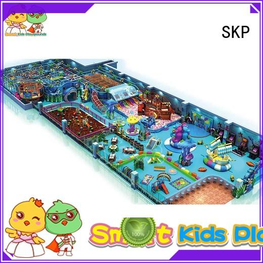 professional ocean themed playground naughty supplier for garden
