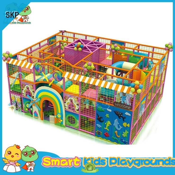 safe maze equipment skp1811201 for fitness for shopping centre