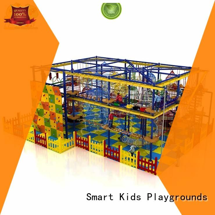 playground for sale sale rope play equipment Smart Kids Playgrounds Brand