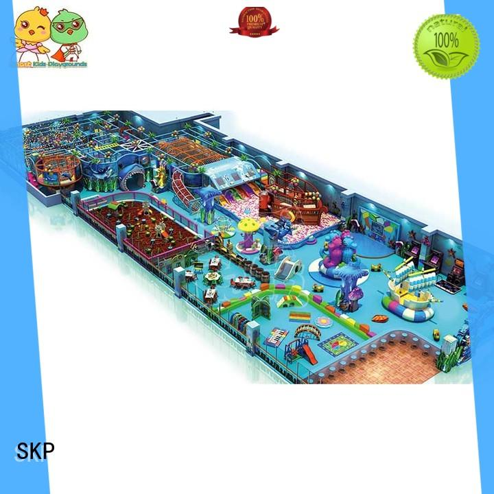 SKP Customized ocean playground wholesale for public places