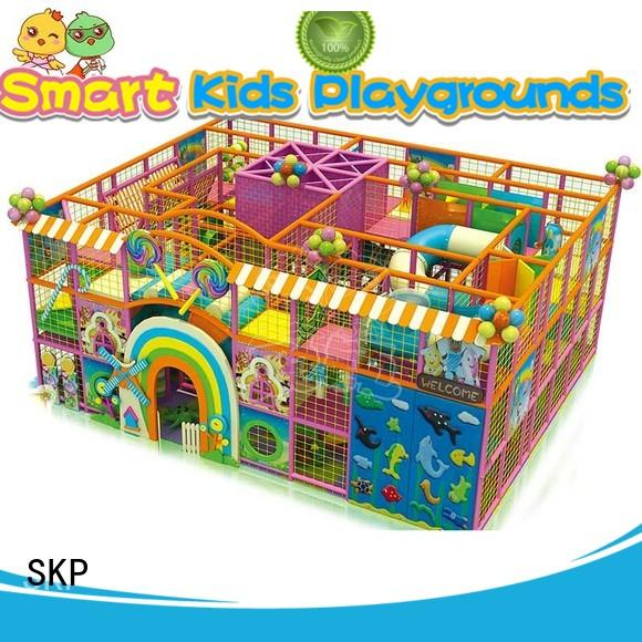 SKP playground candy theme playground wholesale for indoor play area